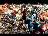 Ultimate Marvel Avengers